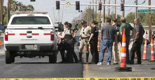 Pedestrian fatalities hit an all-time high in Clark County
