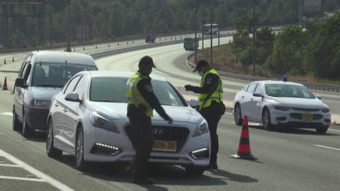 Nuevo confinamiento general en Israel, región de Madrid restringe movimientos