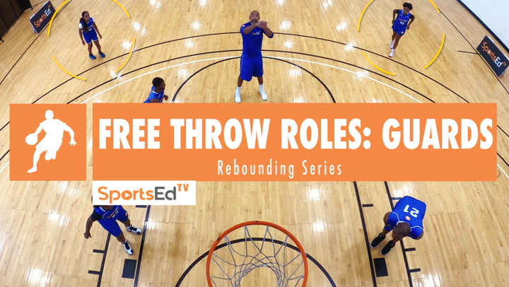 Free Throw Rebounding Roles: Guards