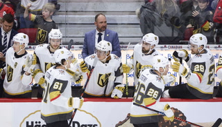 Golden Knights coach talks about practice time – VIDEO