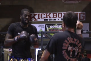 Bellator's Chidi Njokuani: Training in Vegas helped me get to the next level