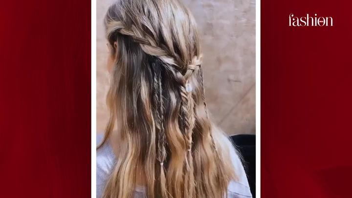 El peinado \'boho\' que vas a querer copiarle a María Pombo aunque no te gusten los recogidos
