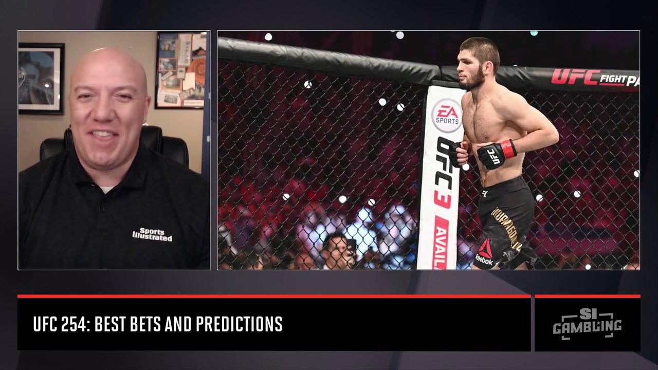 UFC 254: Khabib Nurmagomedov vs. Justin Gaethje - MMA Betting & DFS Preview