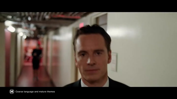 Featurette: Fassbender