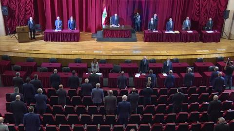 Parlamento de Líbano aprueba estado de emergencia en Beirut