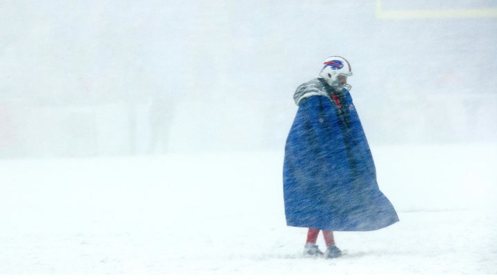 Buffalo Bills Powerful Snowstorm Expected For Game Vs Colts Sports Illustrated
