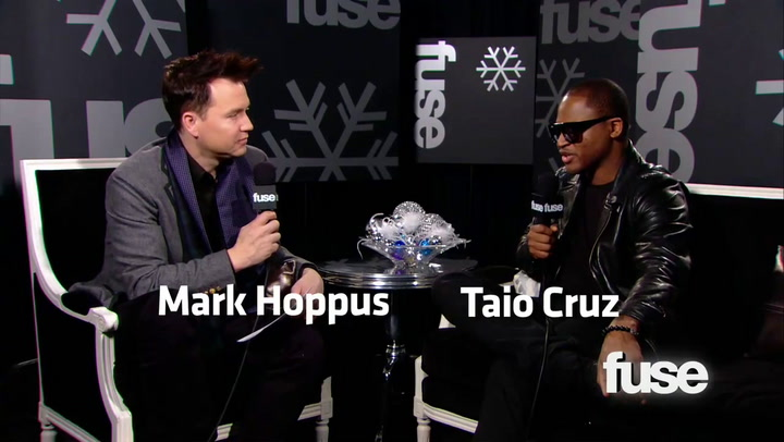 Fuse Presents: Jingle Ball - Taio's Awesome Year