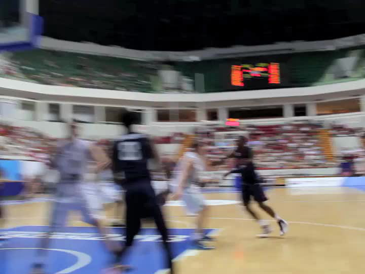 Exhibition Highlights Usa Mens World Univ Games Team 94 Unics 60