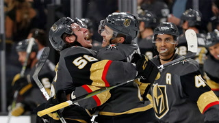 Golden Edge: Marchessault Hits Penalty Shot in OT