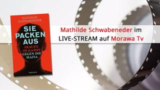 """Thumbnail von Mathilde Schwebender im Gespräch - """"Sie packen aus. Frauen im Kampf gegen die Mafia"""""""
