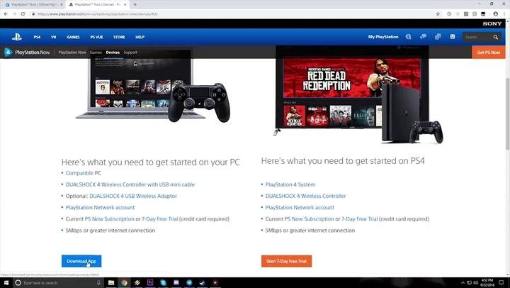 Llega PlayStation Now a España
