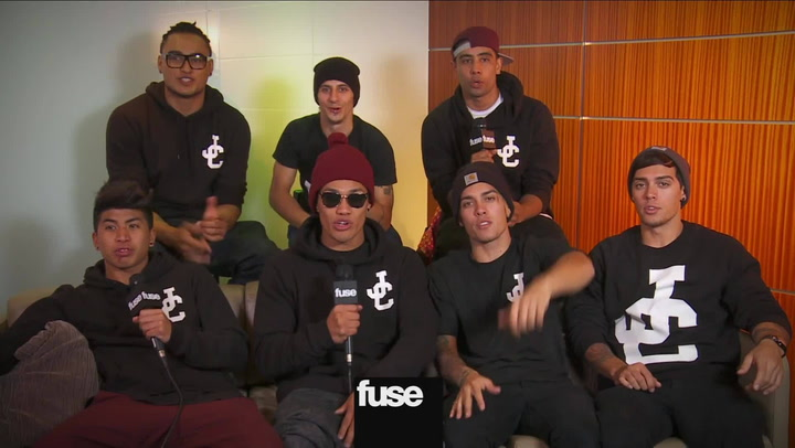 Intevriews: Justice Crew Full interview