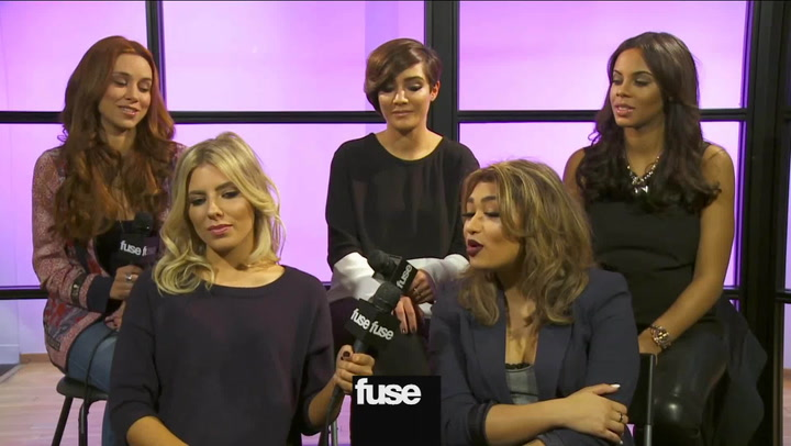 Interviews: UK Girl Group The Saturdays Discuss Rising Popularity in America
