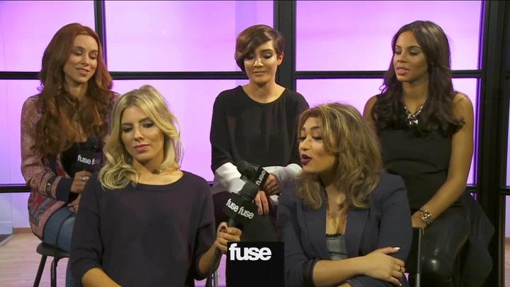 Interviews: UK Girl Group The Saturdays Discuss Rising Popularity in America
