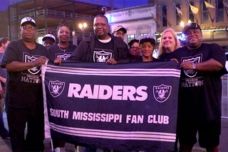 Raiders fans in Nashville weigh in on the team's move