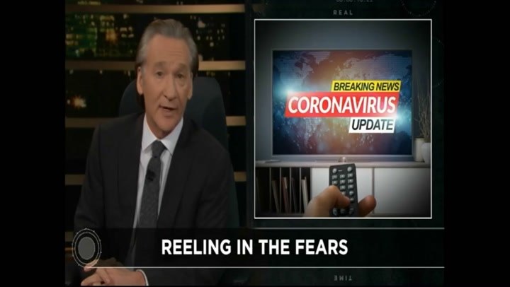 Maher: Medical Establishment, Media, Gov't Think 'You Can't Handle the Truth' on COVID, Left Ended up Believe 'a Bunch of Crap'