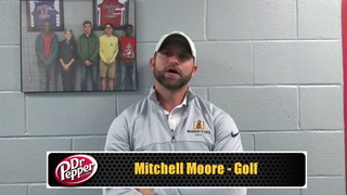 Mitchell Moore on Hall of Fame Induction