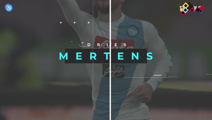 Dries Mertens' top five Napoli goals