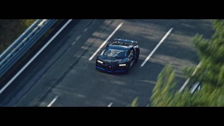 Así es el Bugatti Chiron