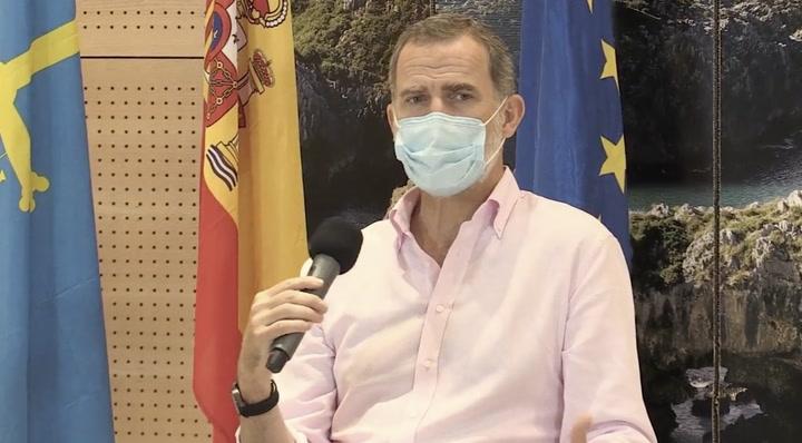 El Rey, tras su gira por España: \'Saldremos adelante con unión, responsabilidad y solidaridad\'