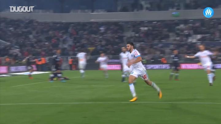 Morgan Sanson's late equalizer vs Bordeaux