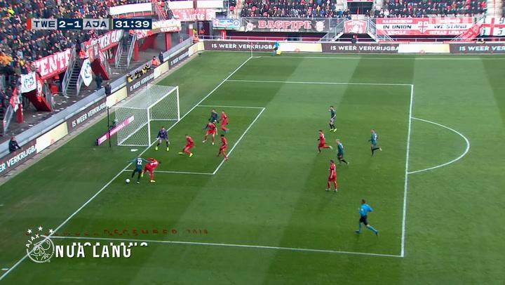 Ajax's best goals against FC Twente