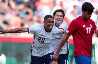 Una pesadilla: Goleada de Estados Unidos a la selección de Costa Rica en juego amistoso