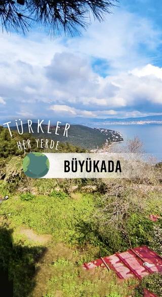 Türkler Her Yerde - Ada Vapuru