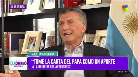 Macri: Si los argentinos creen que tengo que seguir, lo haré