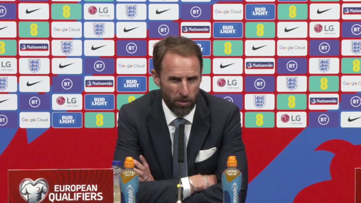 Southgate says England's performance was 'really poor' in draw against Hungary