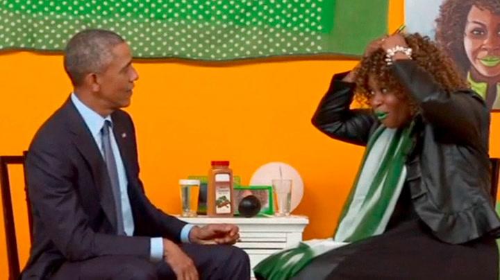 Vet hun noe om Obamas ekteskap han ikke gjør?