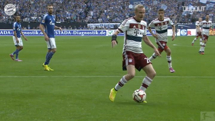 Sukcesy Roberta Lewandowskiego w Bayernie