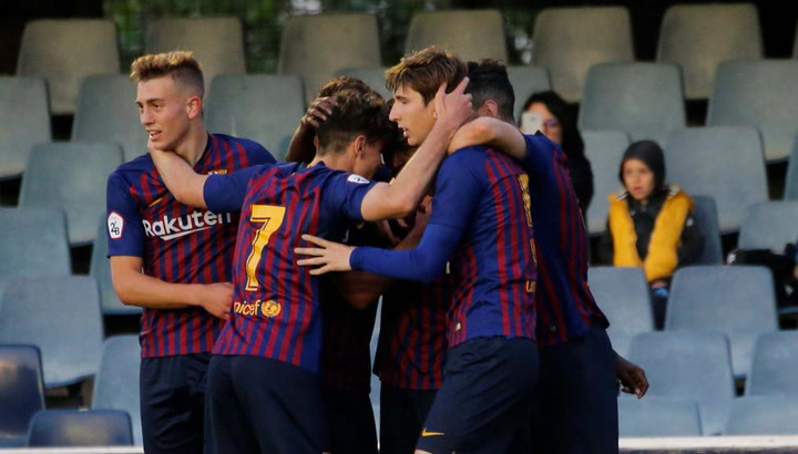 Segunda División B: Barça B-Levante B