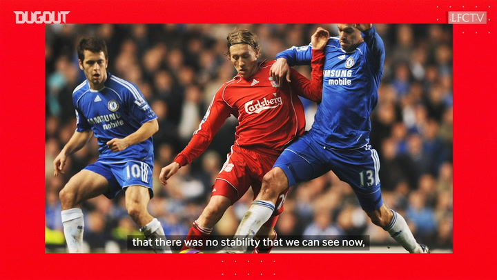 Lucas Leiva reflects on Liverpool career