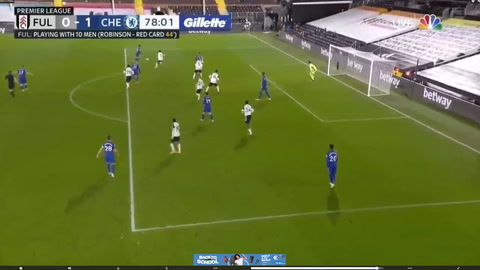 Fulham 0-1 Chelsea (Premier League)