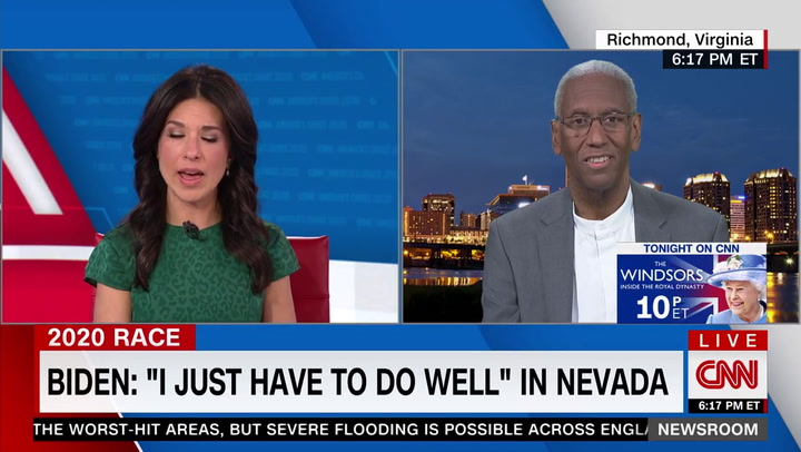 Dem Rep. McEachin: Media Want to Suggest African American, Latino Voters Will Turn on Biden