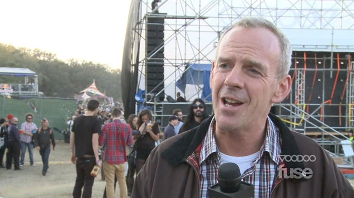Festivals:Voodoo:Fatboy Slim Brings Music to New Orleans - and the Great Wall of China  - Voodoo 2011