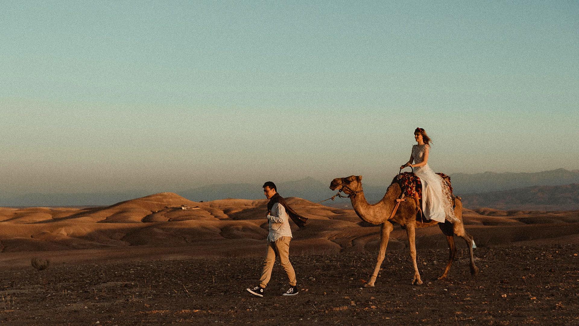 Nastya + Rory   Marrakesh, Morocco   Riad Al Loune