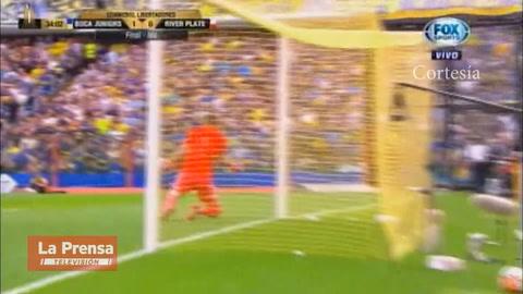 Boca Juniors 2-2 River Plate