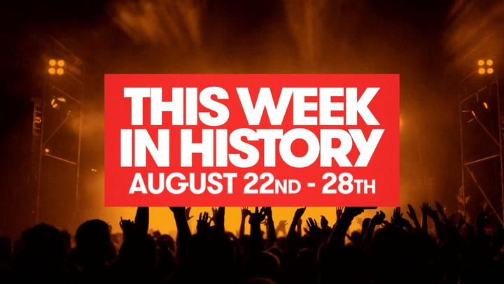 Madonna Goes Number One, Aaliyah and More: This Week in History