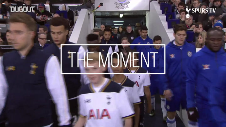 The Moment: Dele Alli Ends Chelsea's Unbeaten Run