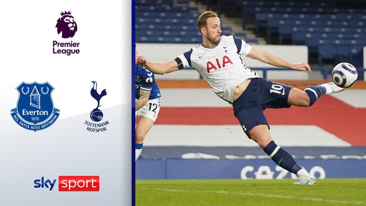 Kane & Sigurdsson treffen doppelt | Everton - Tottenham 2:2