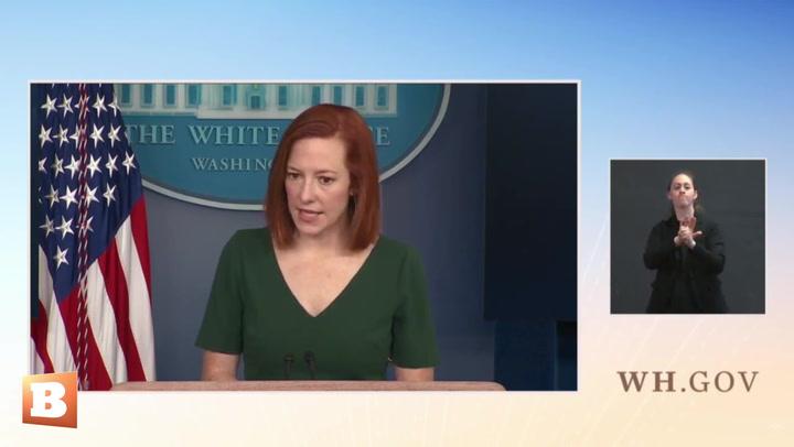Biden White House: Woman Accusing Andrew Cuomo