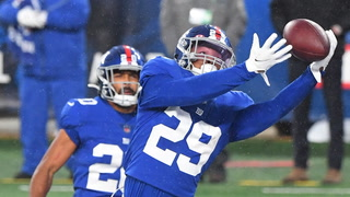 Safety Xavier McKinney on Giants creating turnovers, being booed at home   Giants News Conference
