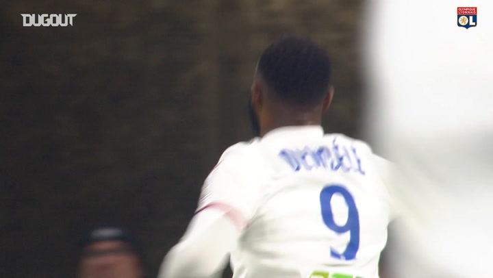 Lyon eliminates brest in Coupe de la Ligue