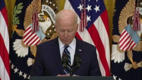 Biden retirará todas las tropas de EEUU de Afganistán antes del 11 de septiembre