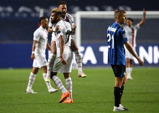 ¡Rumbo a semis! PSG elimina al Atalanta de la Champions League en un final de infarto