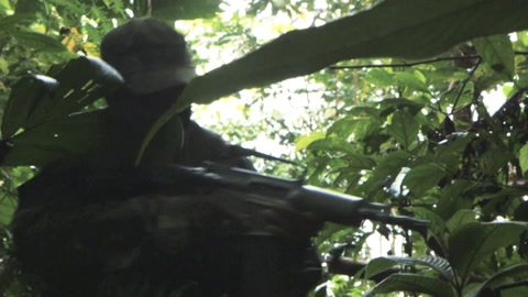 Guerrilla del ELN anuncia alto al fuego temporal en Colombia por pandemia