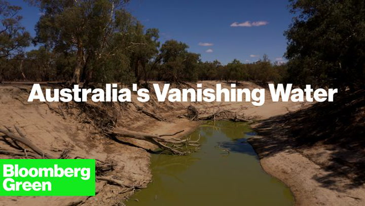Why Is Australia Drying Up?