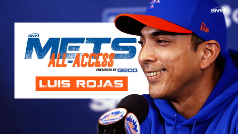 Mets All-Access presented by GEICO: The other side of Luis Rojas